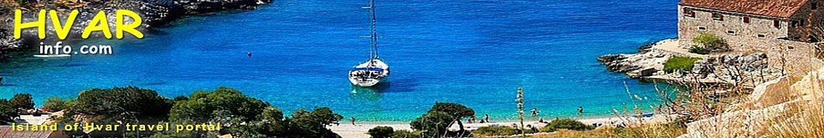 Ostrov Hvar Chorvatsko, Dubovica Pláža