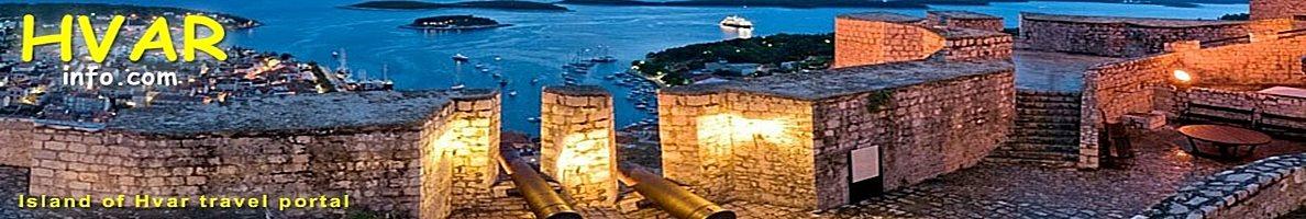 hrvaška Hvar mesto, tvrdjava