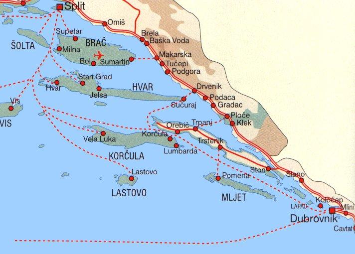 Croatia, Island of Hvar, Dalmatia - Hvarinfo.com on